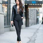 Body de renda street style para se inspirar!
