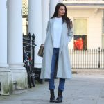 Maxi casaco street style inverno 18!