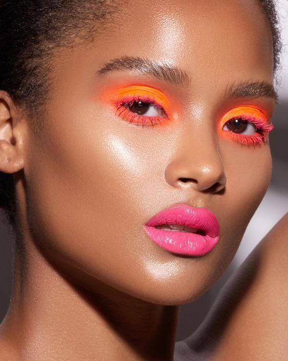 Dicas de maquiagem para peles negras por Alessandra Faria