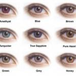 Como combinar a cor dos olhos e a cor da sombra.