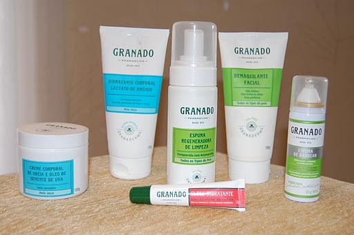 produtos granado