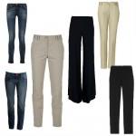 Como montar um guarda roupa básico – Parte I: calças!