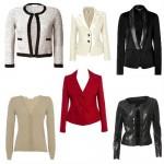 Como montar um guarda roupa básico parte III: casacos e blazers!