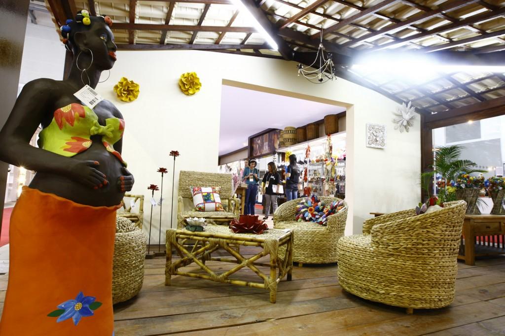 feira nacional de artesanato de BH