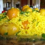 Sexta gourmet viagem regional: Goiás – arroz com pequi.
