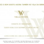 Villa Vittini inaugura concept store em BH.