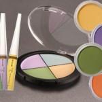 Dicas de maquiagem: saiba como usar corretivo colorido para disfarçar olheiras e manchas.
