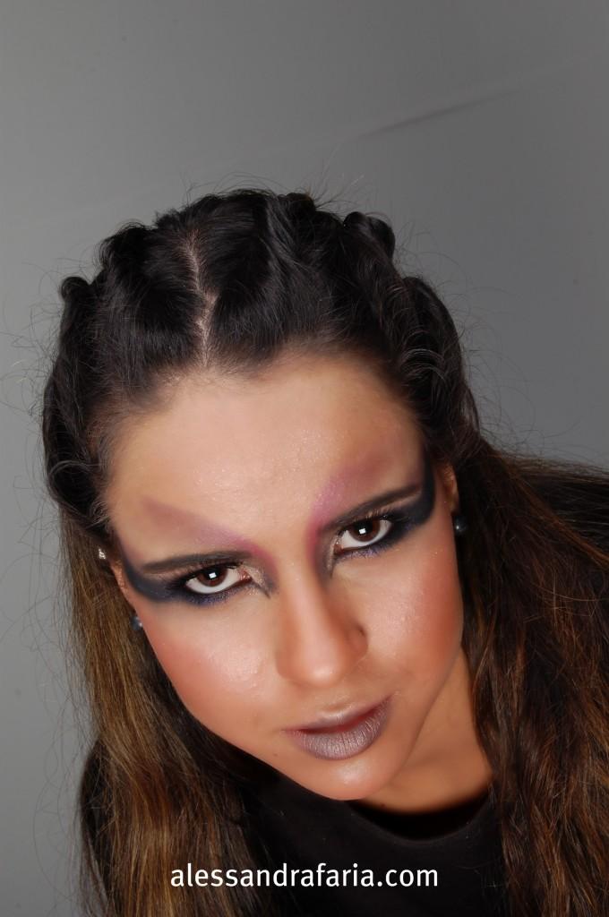 maquiagem artística alessandra faria
