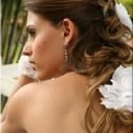 Produção de noivas II: cabelo e maquiagem.