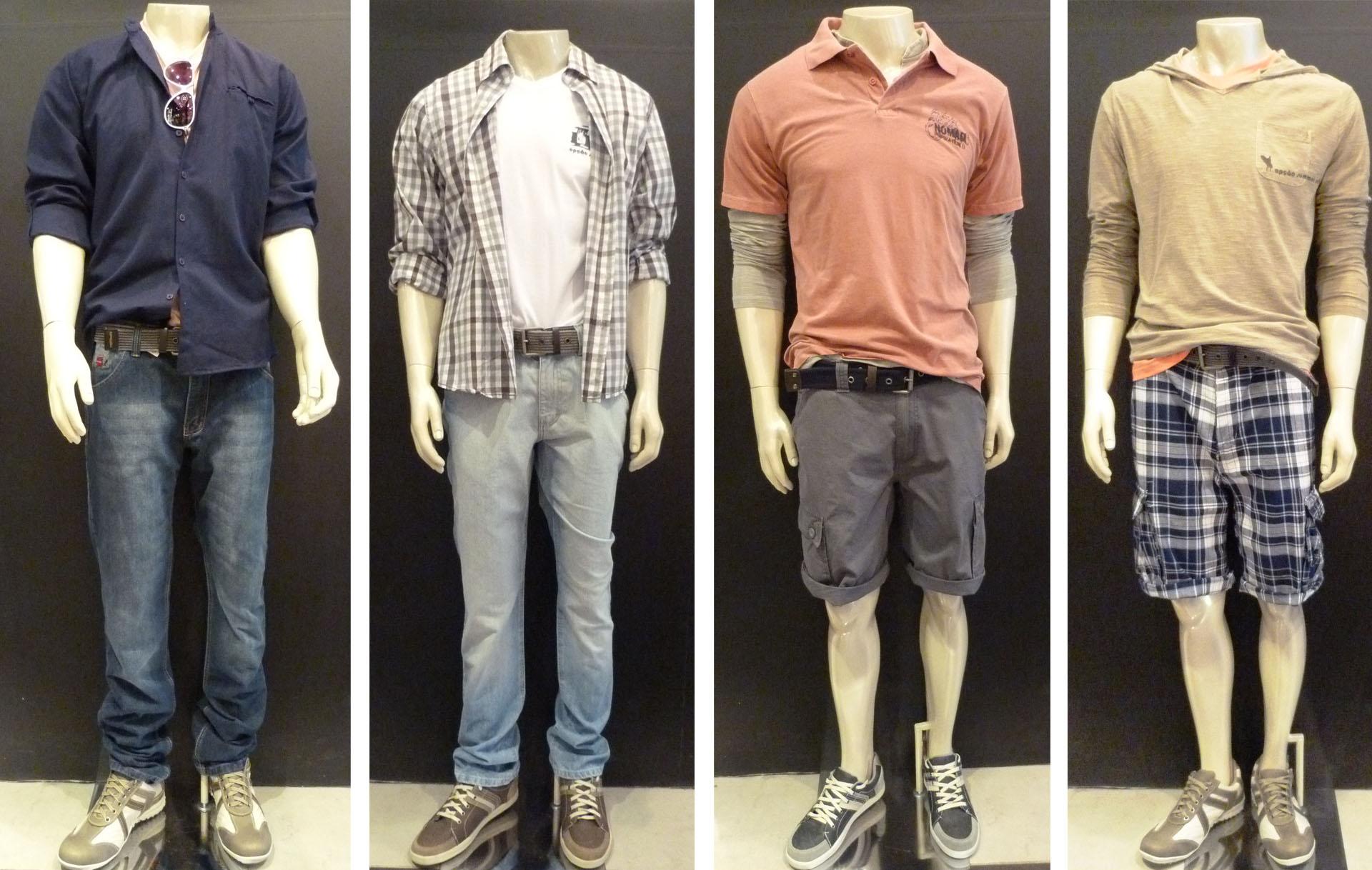 como montar um guarda roupa básico masculino - trajes esportivos - alessandra faria estilo e maquiagem