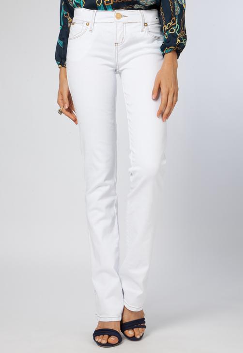 dafiti calça branca triton