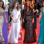 Para se inspirar: o estilo de Kate Middleton (em app).