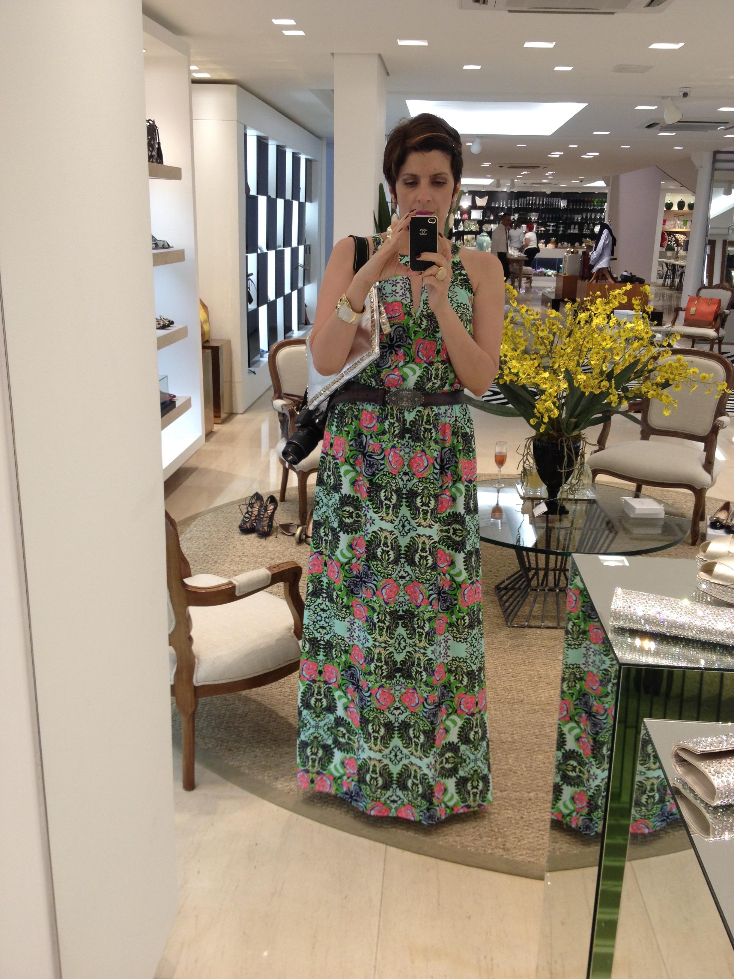 vestido longo floral villa vitini lançamento inverno 2013 alessandra faria estilo e maquiagem9
