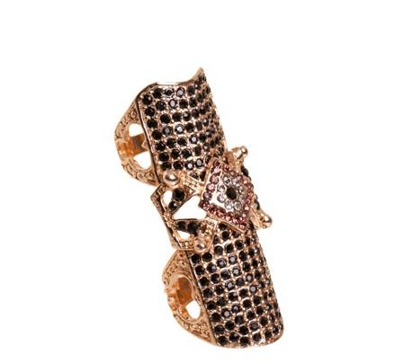 anel armadura hand bracelet alessandra faria estilo e maquiagem9