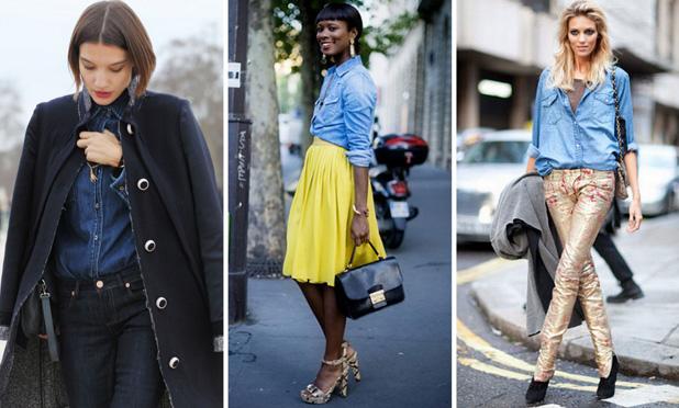 camisa-jeans-feminina-nas- street style