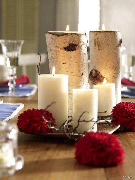 dia dos normados decoração de mesa