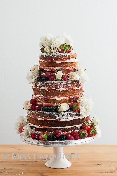 naked cake como fazer