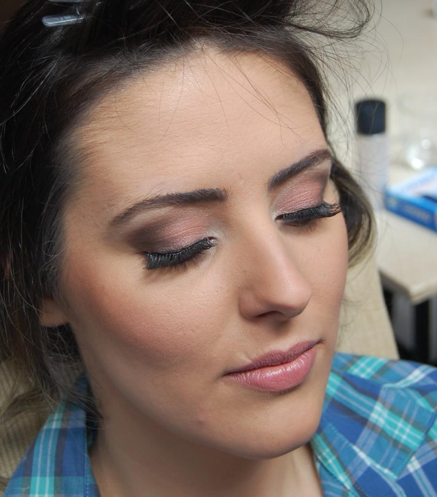 maquiagem para noiva campestre