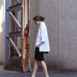 Maxi Camisa branca para todas estações e épocas.