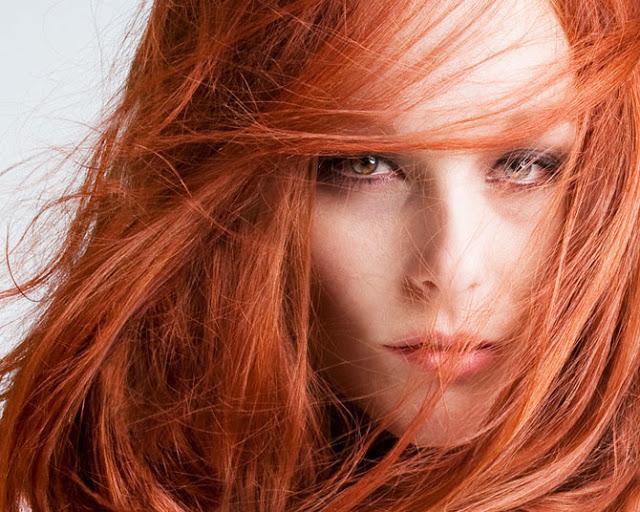 cabelos ruivos tendência verão 2014
