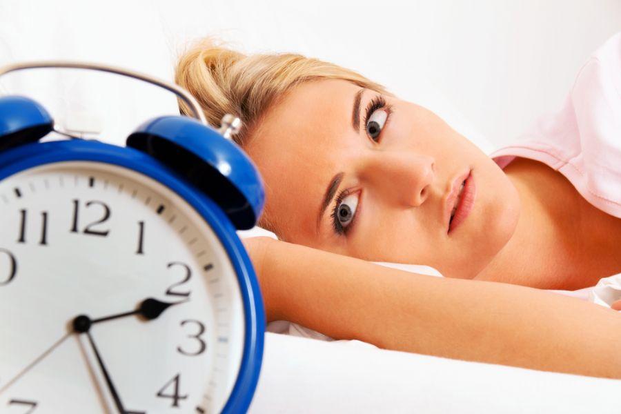 Problemas de sono são frequentes