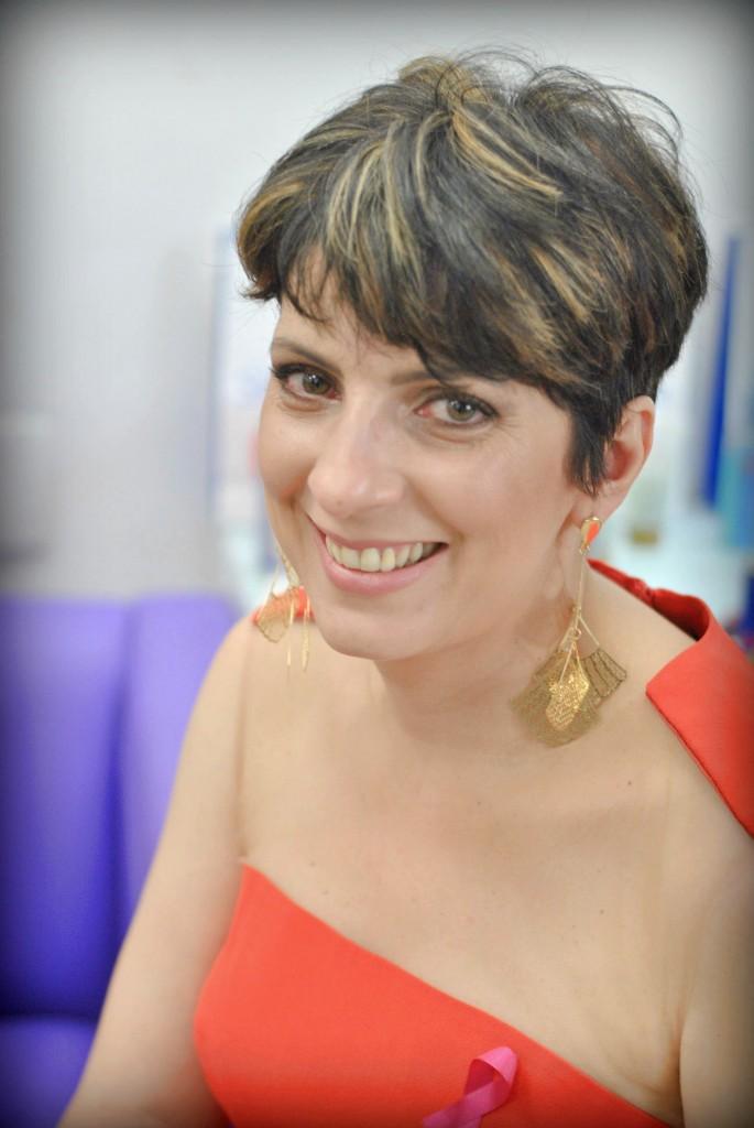 Alessandra Faria perfil look do dia