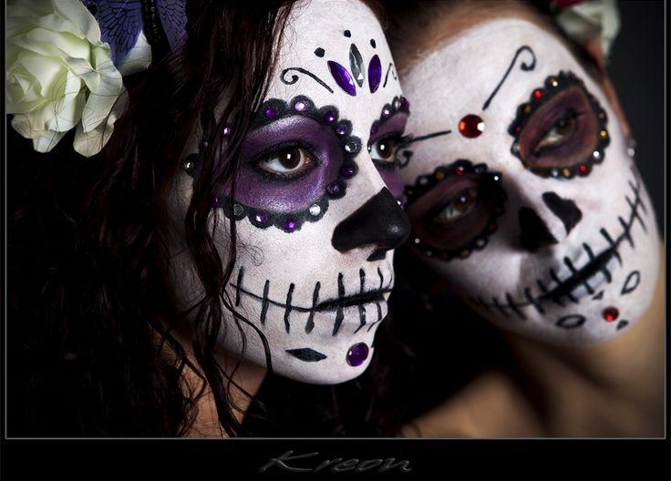 maquiagem de halloween2