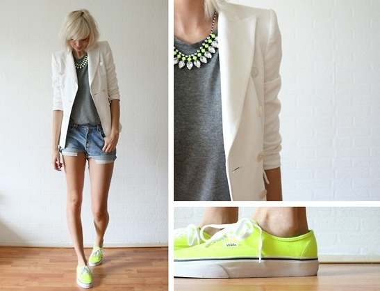 maxi blazer e maxi colete tendência