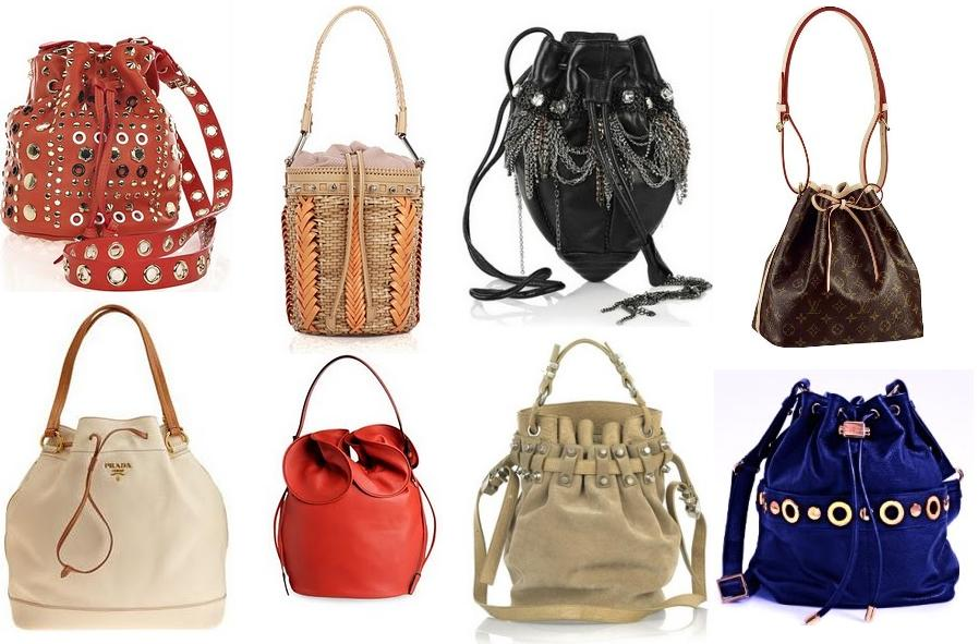 Bolsas Saco tendência para dia e noite