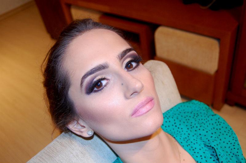 maquiagem de natal 2013 3