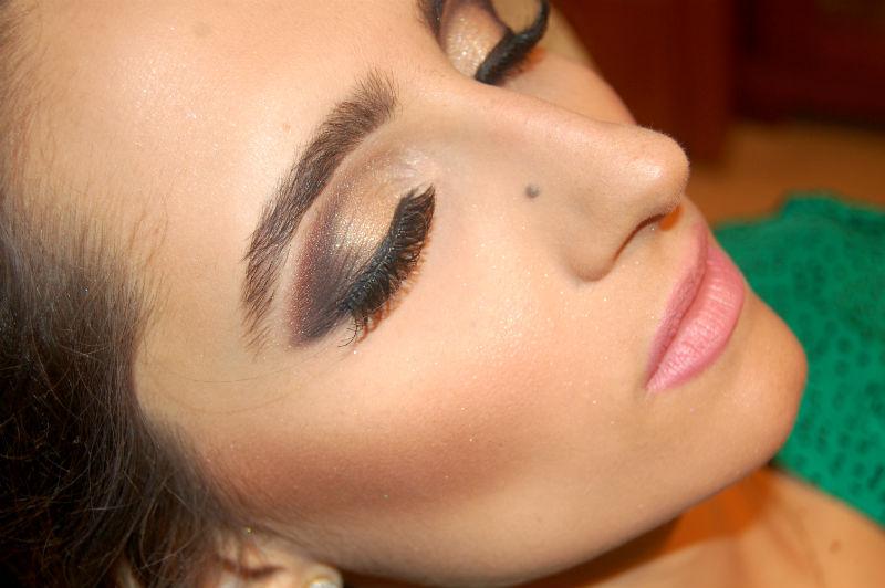 maquiagem para o natal 2013 2