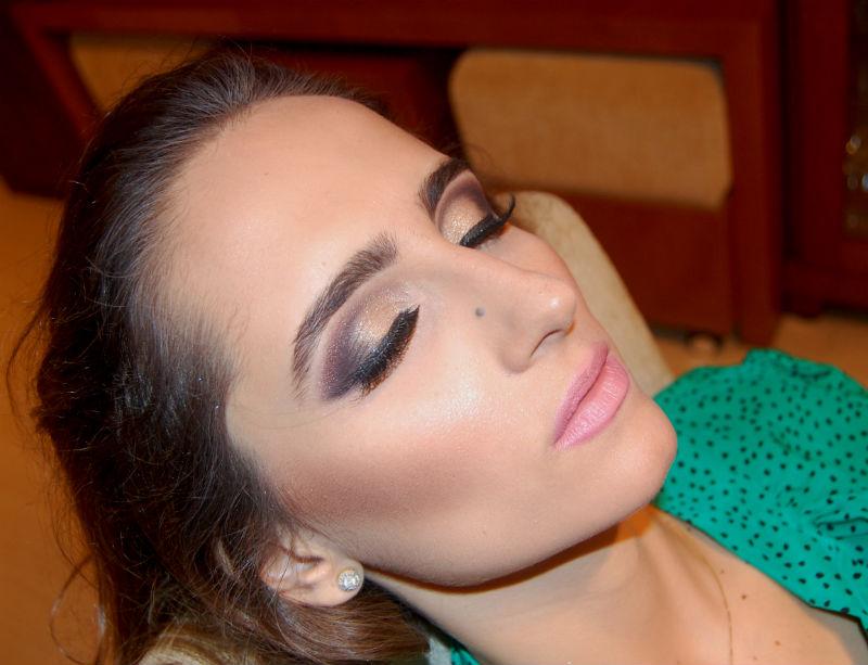 maquiagem para o natal 2013 9 alessandrafaria