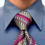Como dar nó em gravata: moda masculina.