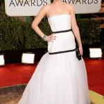 O vestido Dior de Jennifer Lawrence no Globo de Ouro 2014!