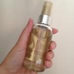 Produto da semana: SP Luxe Oil para reconstrução dos cabelos.