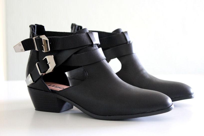 sapatos femininos abotinados masculinos cut out boots2