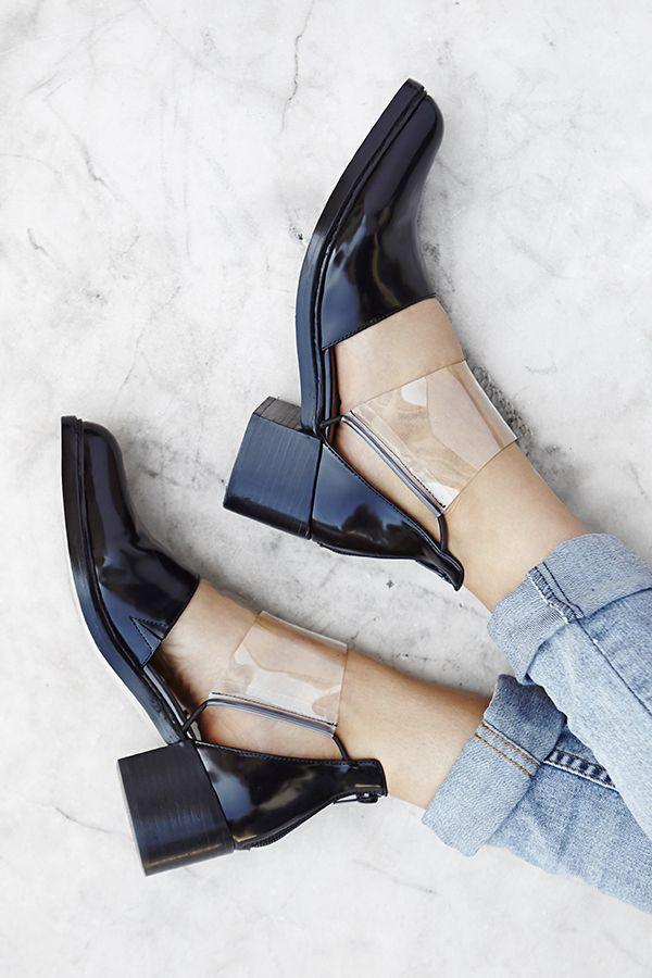 sapatos femininos abotinados masculinos cut out boots6