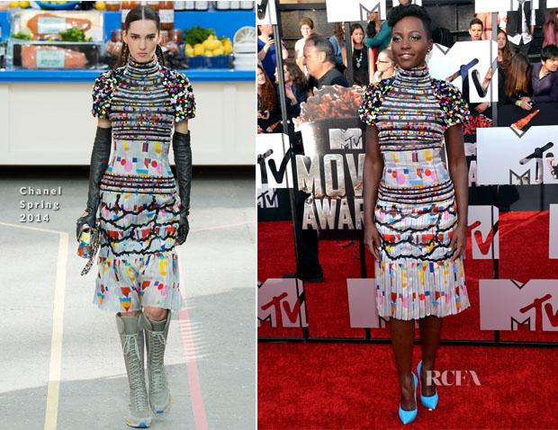 Lupita-Nyongo-In-Chanel-MTV-Movie-Awards-2014