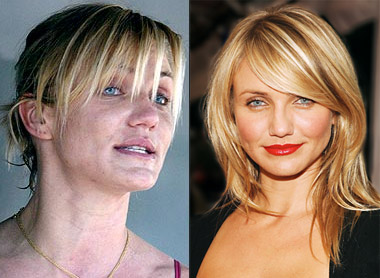 celebridades-sem-maquiage-cameron