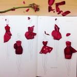 As ilustrações de moda de Grace Ciao.