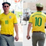 Celebridades torcendo para o jogo do Brasil!