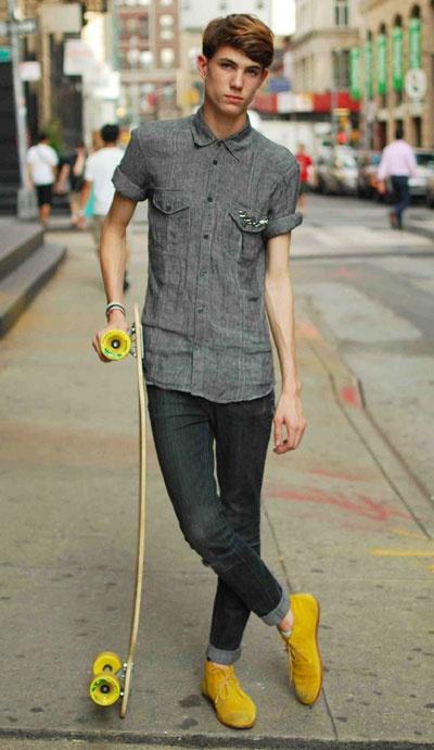 moda-masculina-sapato-colorido-para-dia-dos-namorados 2