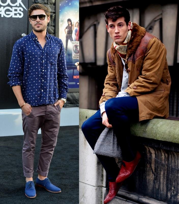 moda-masculina-sapato-colorido-para-dia-dos-namorados 6