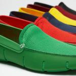 Moda masculina: sapato masculino colorido para o dia dos namorados!