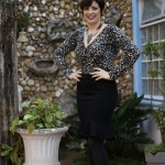 Look do dia: é babado mais animal print e meia calça!