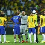 O pedido de desculpas de David Luiz após derrota!