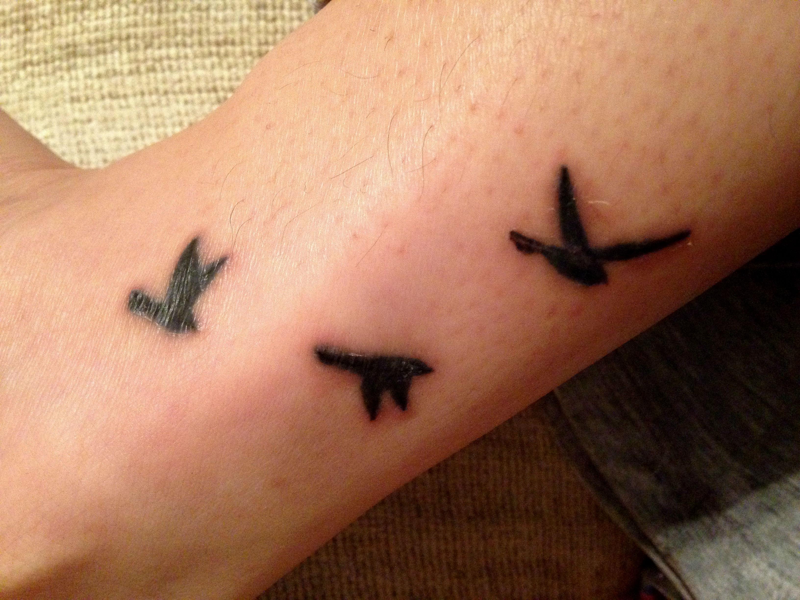 Minha Primeira Tattoo Alessandra Faria