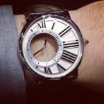 Moda masculina: acertando o relógio!