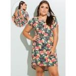 Resposta à leitora: vestido floral plus size!