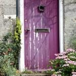 Para se inspirar décor: portas coloridas!